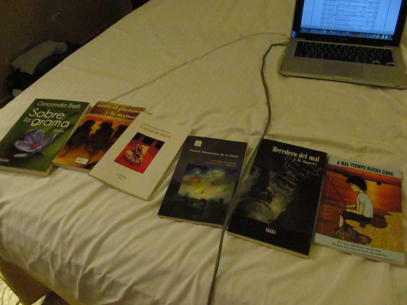 libros hondureños